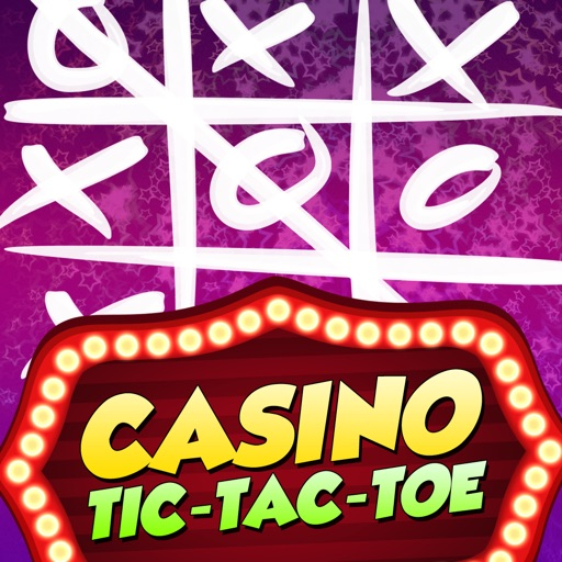Casino Tic Tac Toe - Jackpot Gold HD icon