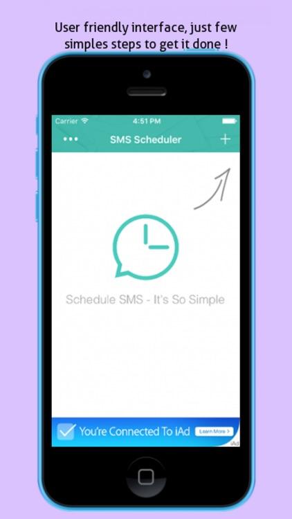 SMS Scheduler - SMS Blaster