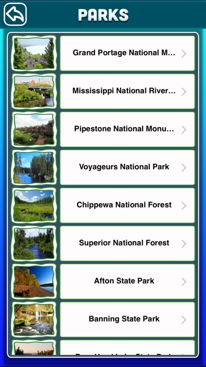 Minnesota National & State Parks screenshot-2
