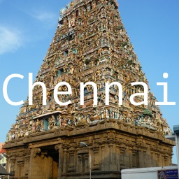 hiChennai: Offline Map of Chennai (India)
