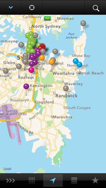 Sydney: Wallpaper* City Guide screenshot-3