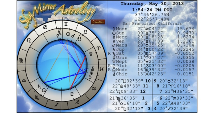 Sky Mirror Astrology screenshot-4