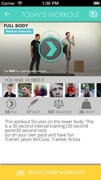 Starters - Fitness