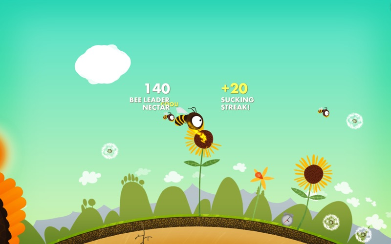 Bee Leader Screenshot