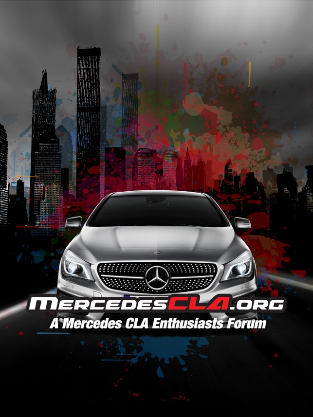 Mercedes CLA Forums on the App Store