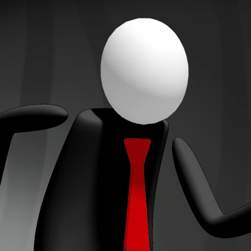 Slender Stickman Terror Run - Escape Dark Plague Dead Forest icon