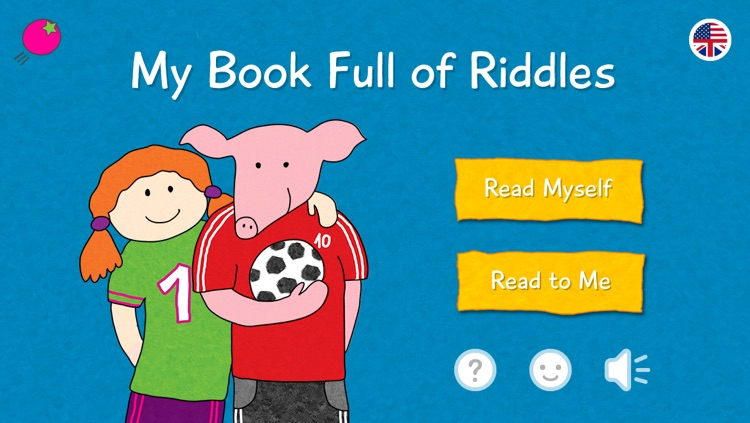 My Book Full of Riddles - Funny and Imaginative Jokes for Kids | Multi-language