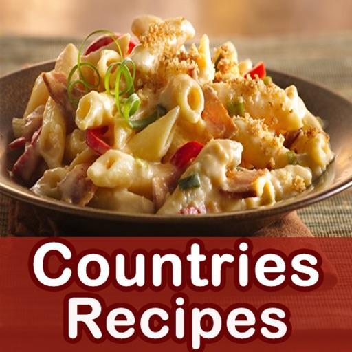 Countries Recipes