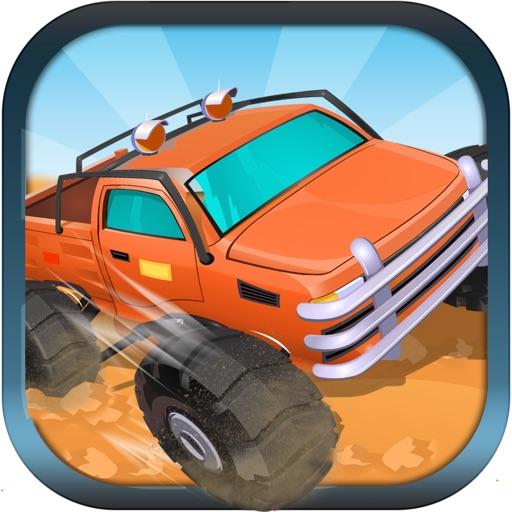 Monster Jam - Dirt Track Truck Racing Game