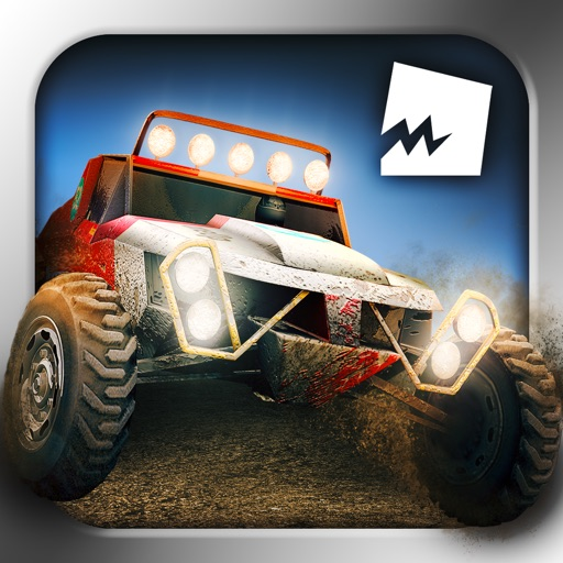 Uber Racer 3D - Sandstorm