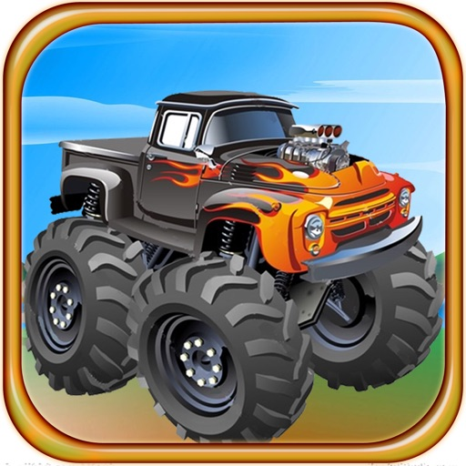 A Monster Truck Rally Race HD - Full Version