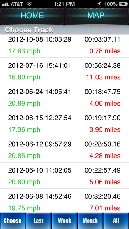 Walk Tracker by 30 South screenshot-3