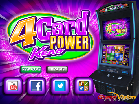 4 Card Power Keno App Price Drops