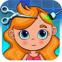 Simulator Hair Salon Baby