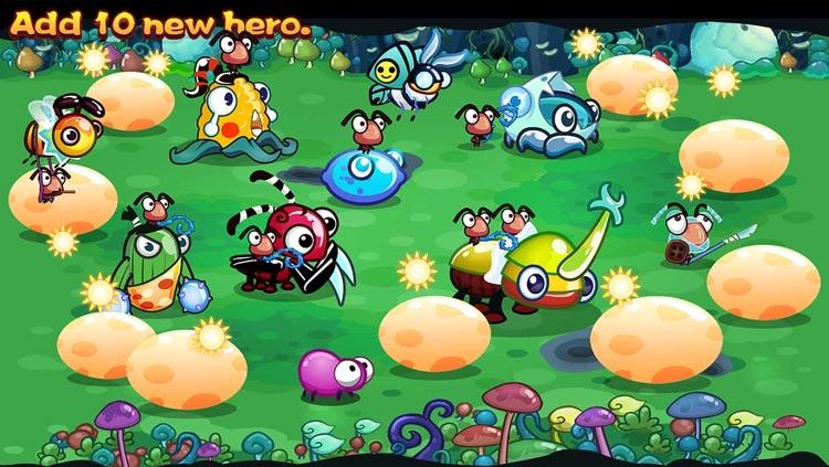 Epic Battle: Ants War screenshot-4