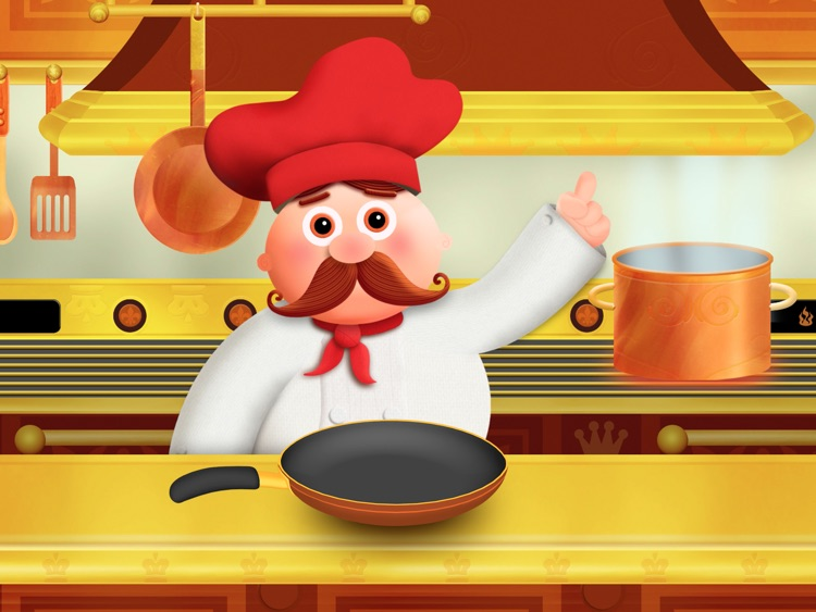 Tiggly Chef Addition: Preschool Math Cooking Game screenshot-0
