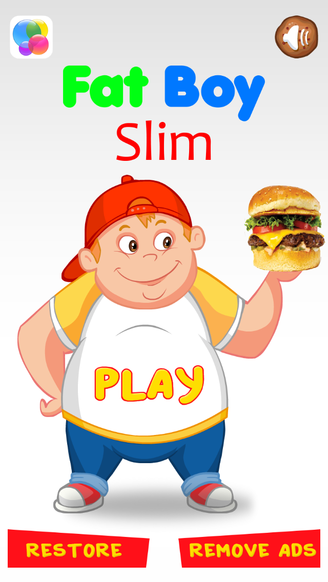 Fat Boy Slim - Eat Healthy Avoid the Junk to stay Fit