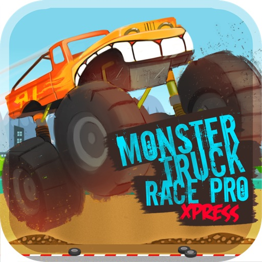 Monster Truck Race Pro - Xpress icon