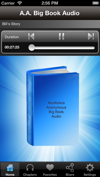 A.A. Big Book Audio