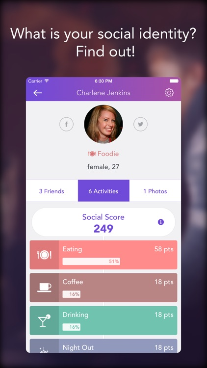 Socialeyes - Meet Up With Friends Without Hassle | Easily share your plan and spontaneously hangout with friends nearby over an activity screenshot-4