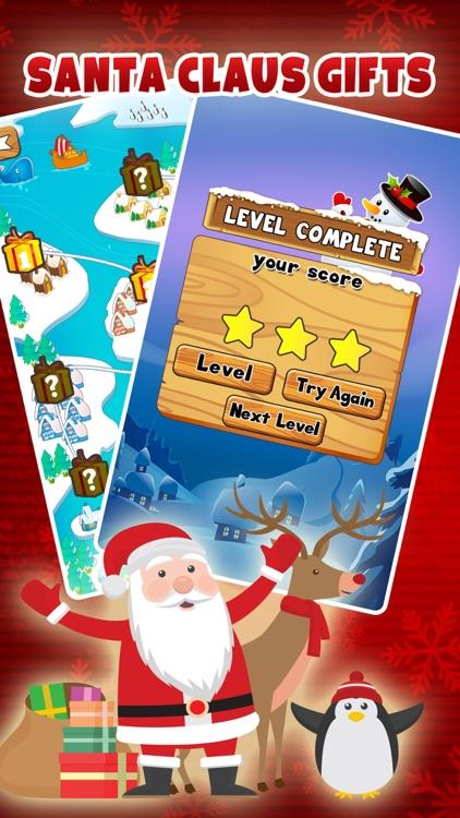 Santa Claus Gifts - free 3D Christmas game screenshot-3