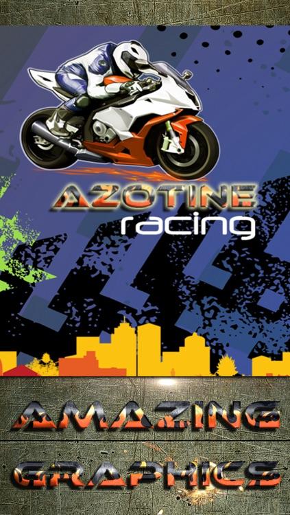 Azotine Motorbike GTI Racing: Motorcycle Turbo Kit Game by Elaine Heney