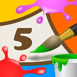 kids coloring and math coloring book for kids 4 - Kid Coloring Apps