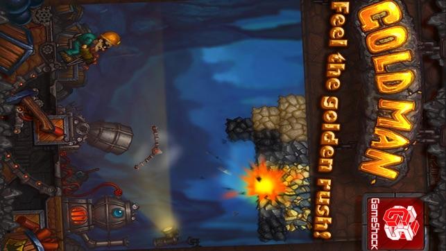 GoldMan HD Screenshot