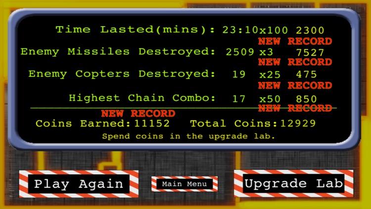 Missile Barrage screenshot-3