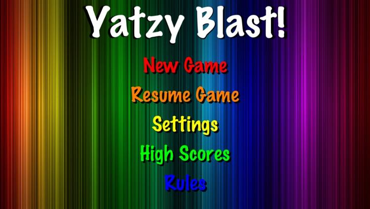 Yatzy Blast!