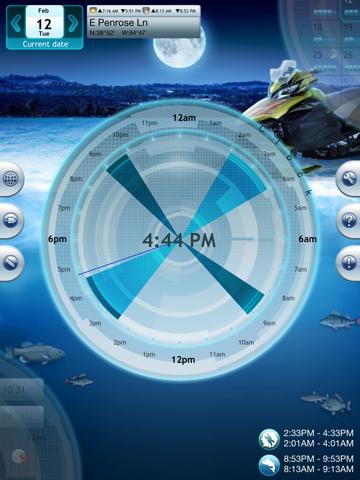 Screenshot #2 for Winter Fishing Deluxe