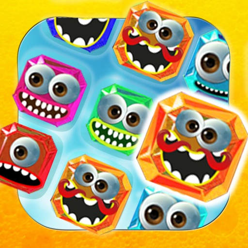 Hero Mania PRO - Match 3 Puzzle Game Deluxe Version icon