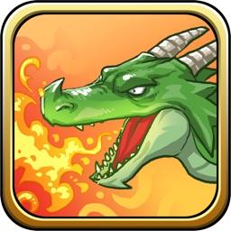 Dragon Monster Epic Clash: Dragon Race Defense of the Ninja Temple Clans