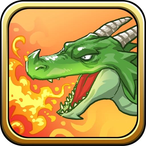 Dragon Monster Epic Clash: Dragon Race Defense of the Ninja Temple Clans iOS App