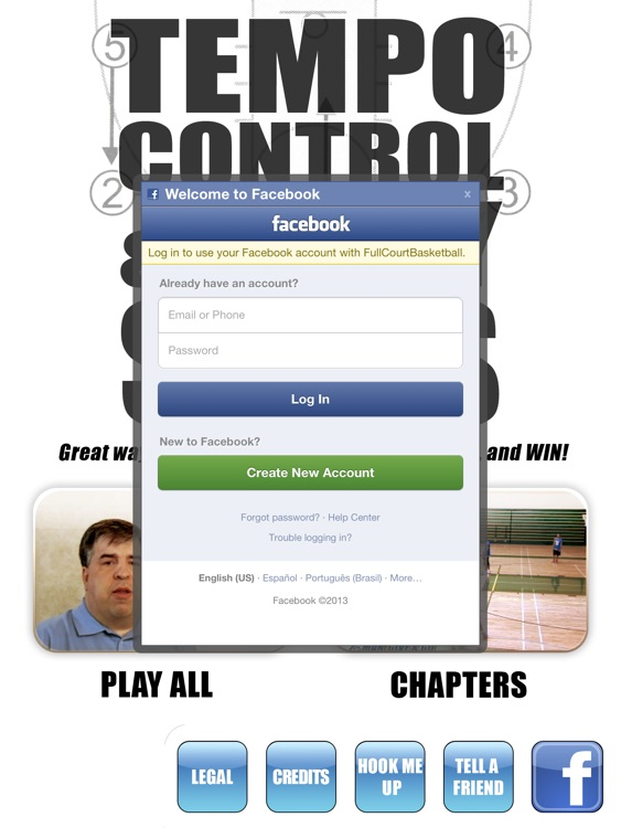 Tempo Control & Delay Sets: Scoring Playbook - with Coach Lason Perkins - Full Court Basketball Training Instruction - XL screenshot-4
