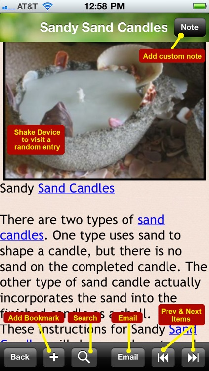 120 Candle Making Recipes screenshot-4