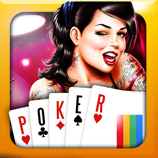 A High Roller Paradise Poker Premium icon