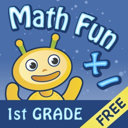 Math Fun 1st Grade Lite HD: Addition & Subtraction Games With A Cool Robot Friend - FREE