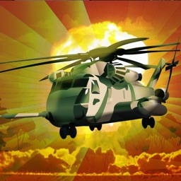 Attack Chopper 2 - Air-striker warrior against a black-hawk guild. Fly an Apache, dodge to avoid hordes of war-zone chaos.