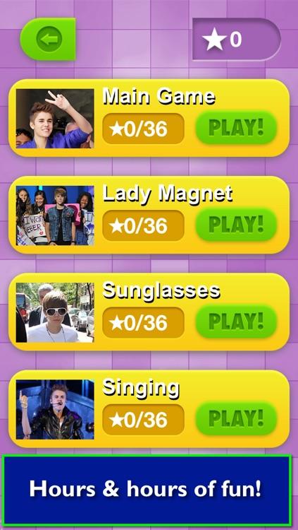 Puzzle Dash: Justin Bieber Edition - the Ultimate Fan Test & Quiz Game screenshot-3