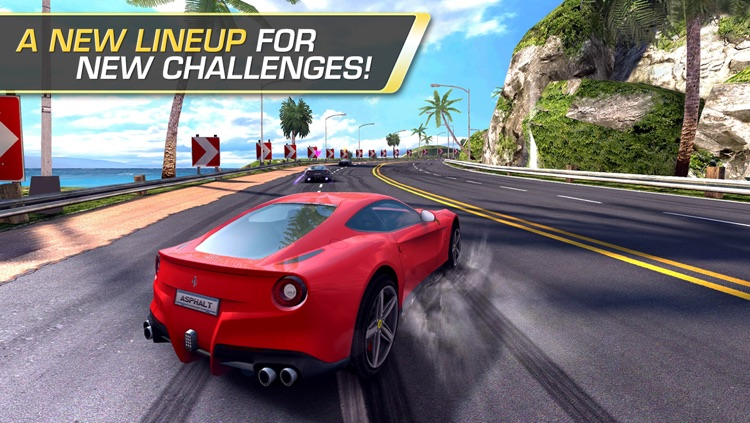 Asphalt 7: Heat screenshot-0
