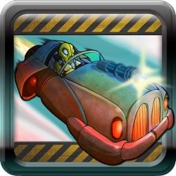 Future Car Race - Fun Racing Game