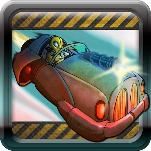 Автомобильные гонки в будущем - Future Car Race, Fun Racing Game