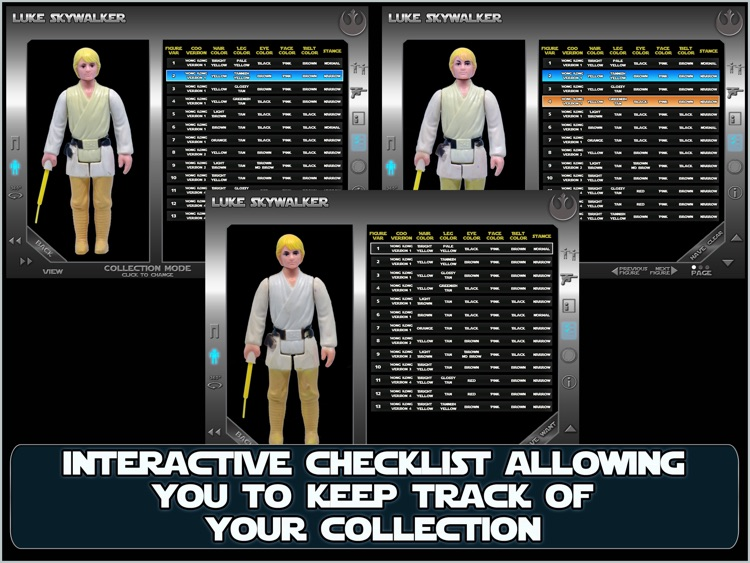 Star Wars Vintage Figure Collector's Guide screenshot-4
