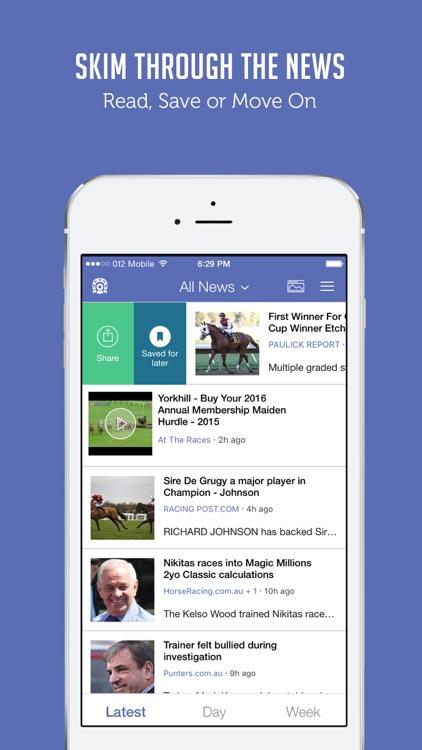 Horse Racing News & Videos - Sportfusion screenshot-3