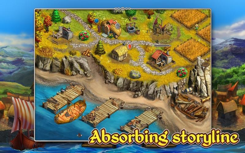Viking Saga: New World (Freemium) screenshot 3
