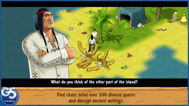 The Island - Castaway® screenshot-1