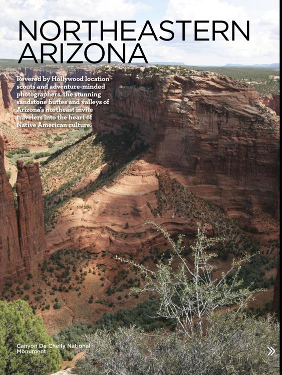 Phoenix Magazine 2014 Arizona Travel Guide screenshot-3