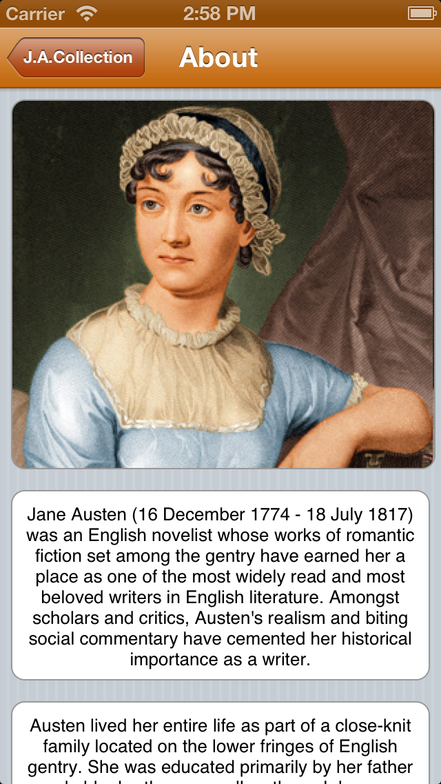 Small Jane Austen Collection (with search)-1