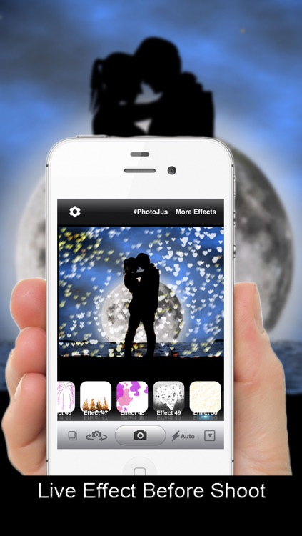 + PhotoJus Romance FX Pro - Pic Effect for Instagram screenshot-3